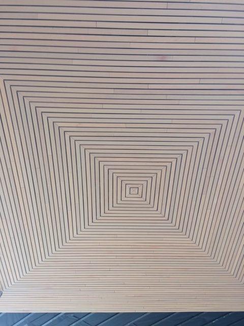 Louro Gamela plafond, FSC® project