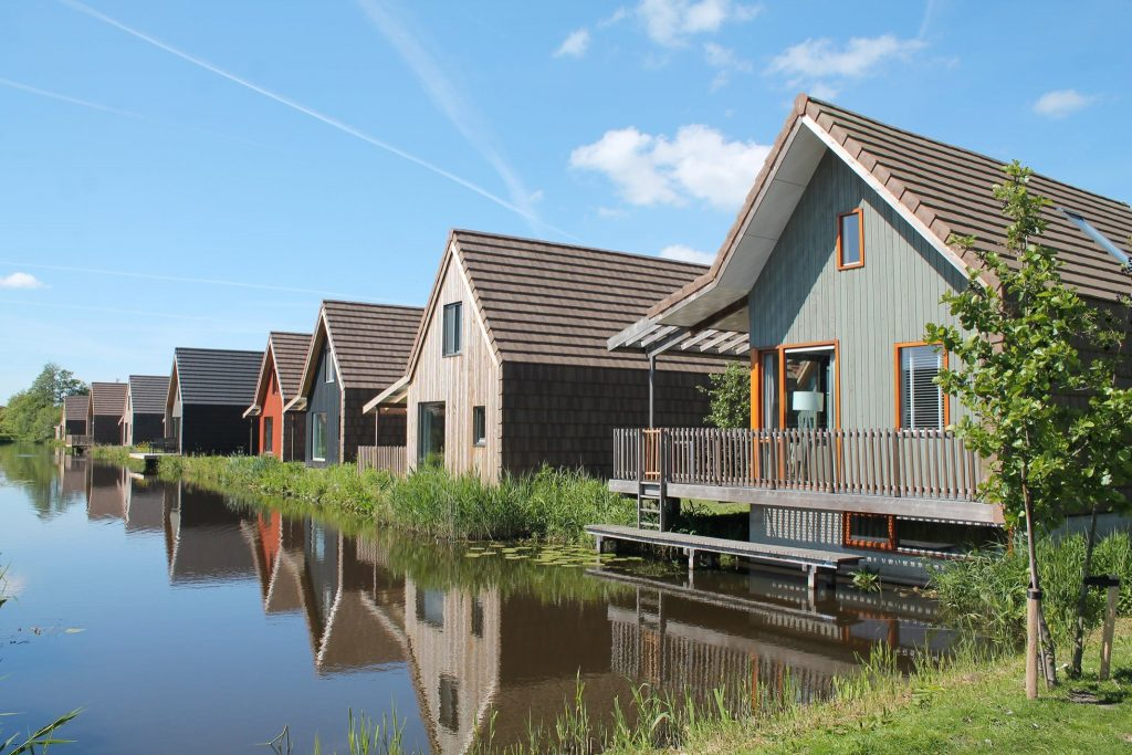 Sib. Lariks en Western Red Cedar, Landal Greenparks Reeuwijk, FSC® project